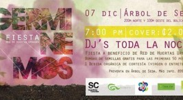 Fiesta GERMINEMOS iniciativa de la Red de Huertos Urbanos2