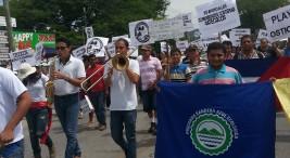 Marcha por derechos en Nicoya2