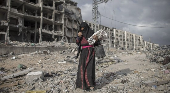 25 verdades sobre el asedio de Gaza por Israel2