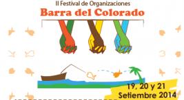 II Festival de Organizaciones Barra del Colorado