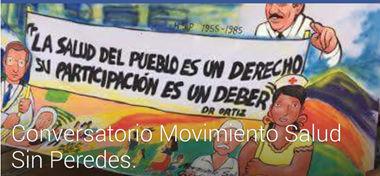 Conversatorio Movimiento Salud Sin Paredes