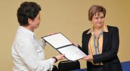 Directora de la Escuela de Medicina comprometida con la excelencia