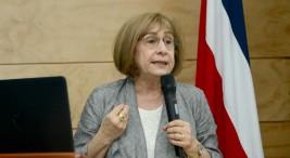 Experta en derechos humanos de la ONU visito la UCR