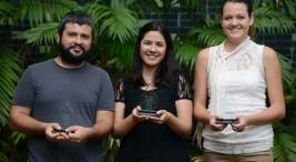 UCR estudiantes premiados