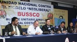 BUSSCO Gobierno y diputados llaman a guerra