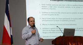 UCR se realizo foro sobre regimen de pensiones de la CCSS