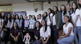 UCR motiva a mas mujeres a estudiar ingenieria