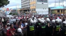 APSE video sobre manifestacion del 8 de noviembre4