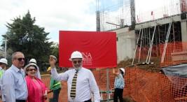 UNA Construccion de nuevos edificios
