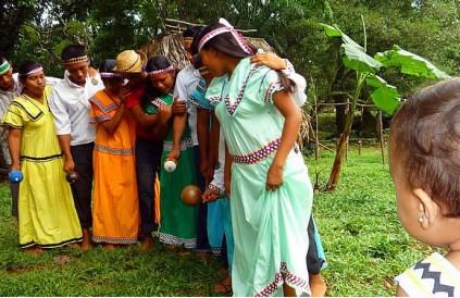 UNED Dia de los Pueblos Indigenas Costarricenses
