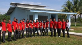 Inauguracion Colegio Humanistico