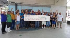 Obreros agricolas rechazan aumento en rebajo para pensiones