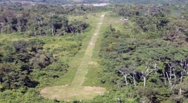Foto Narcopista en Olancho Honduras Kendra McSweeney