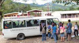 Colegio Rural La Casona, Zona Indígena, Comunidades Indígenas,