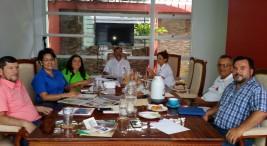 Ciudadanos reciben apoyo de sindicato en su lucha por la defensa de la seguridad social