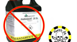 Ecologistas solicitan prohibir Paraquat2
