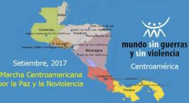 Marcha Centroamericana por la Paz y la No Violencia actividades paralelas2