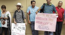 Movimiento ambientalista y social nos oponemos a privatizar el agua a favor de los agronegocios
