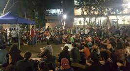 UCR Estudiantes de la UCR hacen llamado a defender la Educacion Publica