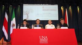 UNA inauguracion IV Jornadas Internacionales trasdisciplinarias7