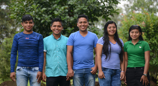 Cinco estudiantes de Alto Guaymi realizaron el proceso de admision a la UCR