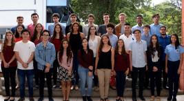 Estudiantes de colegios publicos obtienen los mejores promedios de admision a la UCR