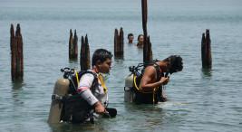 UCR Proyecto busca rescatar historia limonense mediante la arqueologia subacuatica