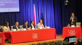 UNA II Debate Academico6