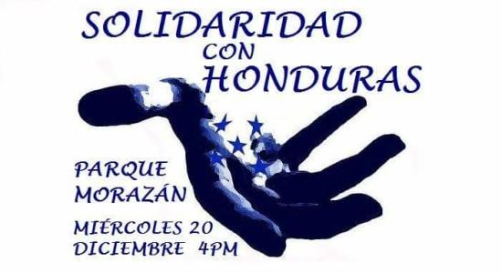 Encuentro De Libre Expresion Solidaridad Con Honduras