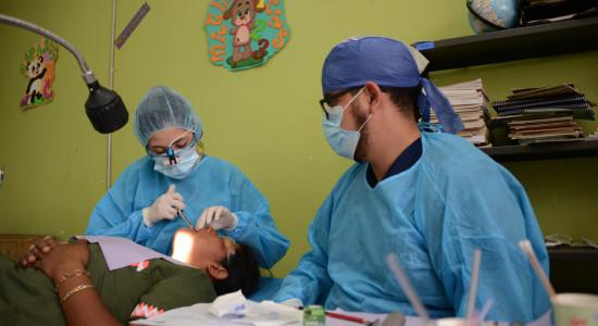 05/08/2017, Voluntariado de odontología en la región de Coto Brus,