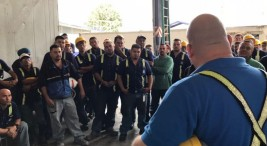 Semanario Universidad Trabajadores detienen por ahora despido en Chiquita pero esperan mas recortes