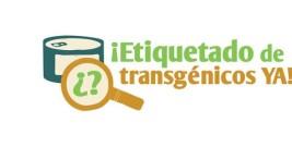 Ecologista sigue sumando apoyo al etiquetado transgenicos