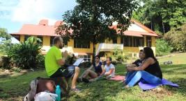 UCR Arte desarrollo personal y salud sexual fueron parte de los cursos de verano en la zona sur