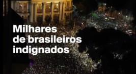 Asi se movilizo Brasil ante el asesinato de la lider de las mujeres negras