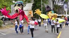 UCR El Trabajo Comunal Universitario celebro su 43 aniversario