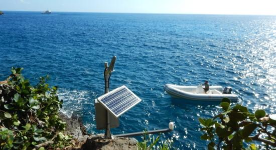 Isla del Coco guardian de tsunamis