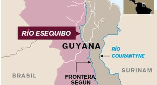 La demanda de Guyana contra Venezuela ante la Corte Internacional de Justicia