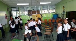 LA UNA comparte la produccion academica con centros educativos de la zona indigena Curre