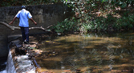 UNA y sociedad civil defienden calidad del agua potable