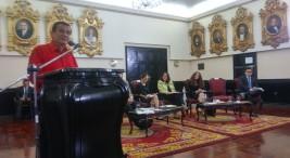Territorios Seguros previo a Actividad de Gala de Rendicion de Cuentas