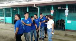 UCR Estudiantes de Nicoya y Sarapiqui se preparan en habilidades para la vida