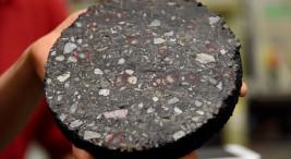 El LanammeUCR elabora asfalto con sostenibilidad ambiental