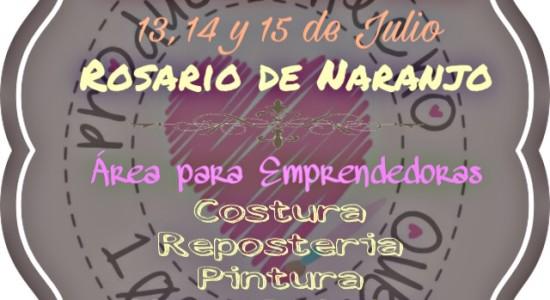 Feria del Maiz Rosario 2018