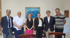La Universidad de Costa Rica y de Cadiz firman convenios de colaboracion