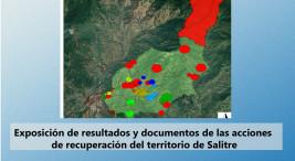 Presentacion de informe final del proyecto El territorio de Salitre
