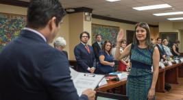 Consejo de Gobierno_Juramentación_03/07/2018_Foto Julieth Méndez