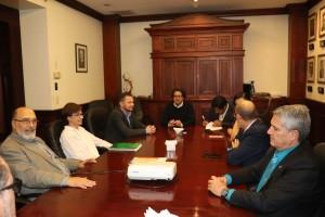 UCR Gobierno y CONARE firman acuerdo para el FEES 2019