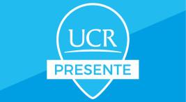 UCR presente logo