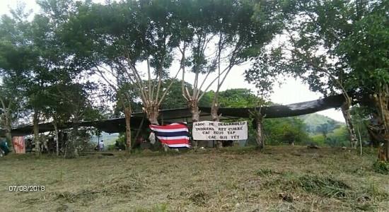 ADI de Rey Curre prepara actividades culturales en tierras recuperadas