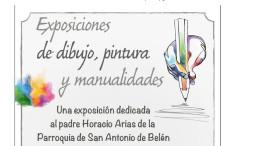 Asociacion Cultural El Guapinol Exposicion de dibujo pintura y manualidades